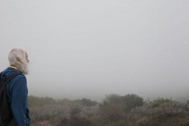 A grey morning at Carn Grey