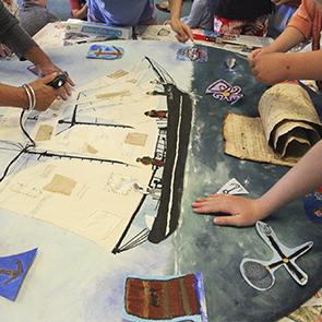 Education, schools, workshops, Storylines, Cornwall
