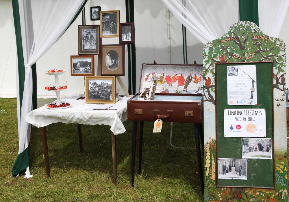 Our display at Praze Fair Show