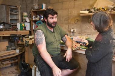 Recording tattoo stories