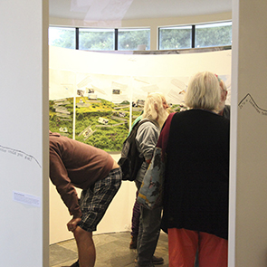Interpretation, exhibitions, displays, installations, Storylines Cornwall