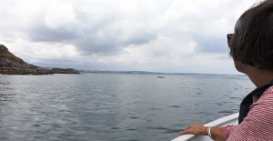 Boat trip Hallsands